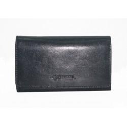 Damski skórzany portfel...