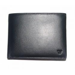 Męski klasyczny portfel...